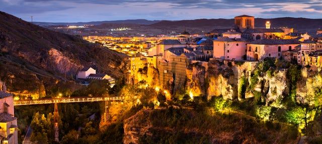 Free tour nocturno por Cuenca