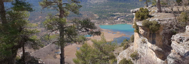 Trilha pela Serrania de Cuenca