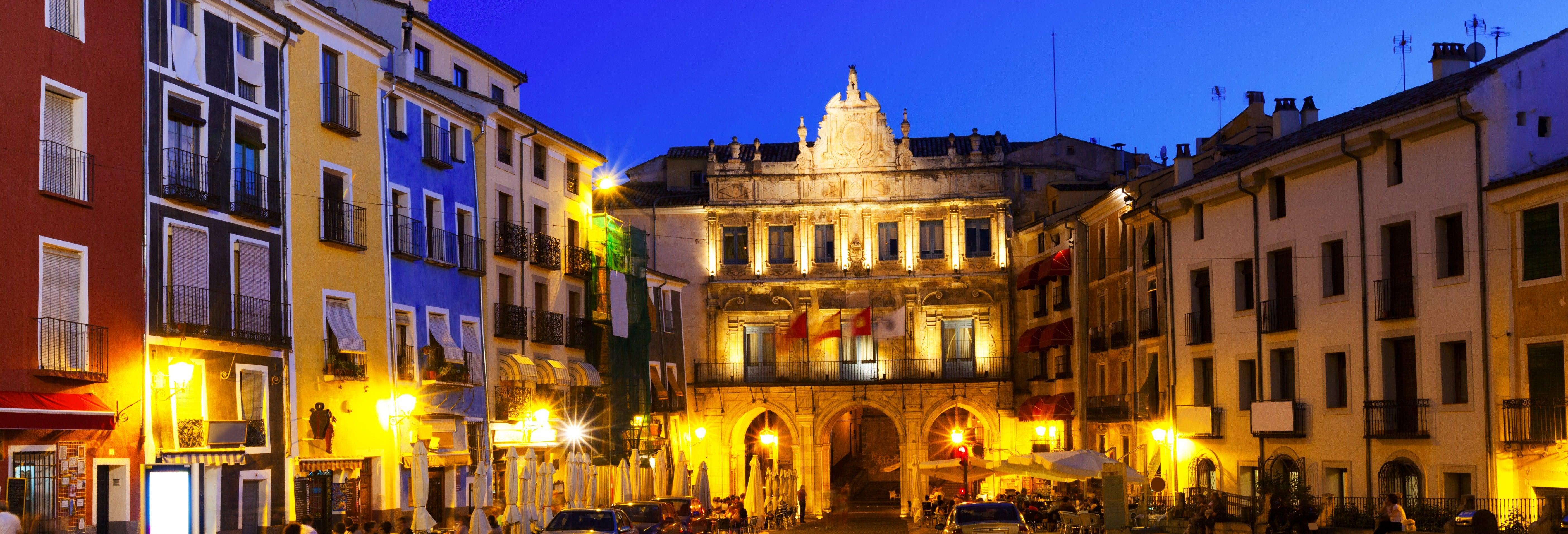 Tour dos mistérios e lendas de Cuenca