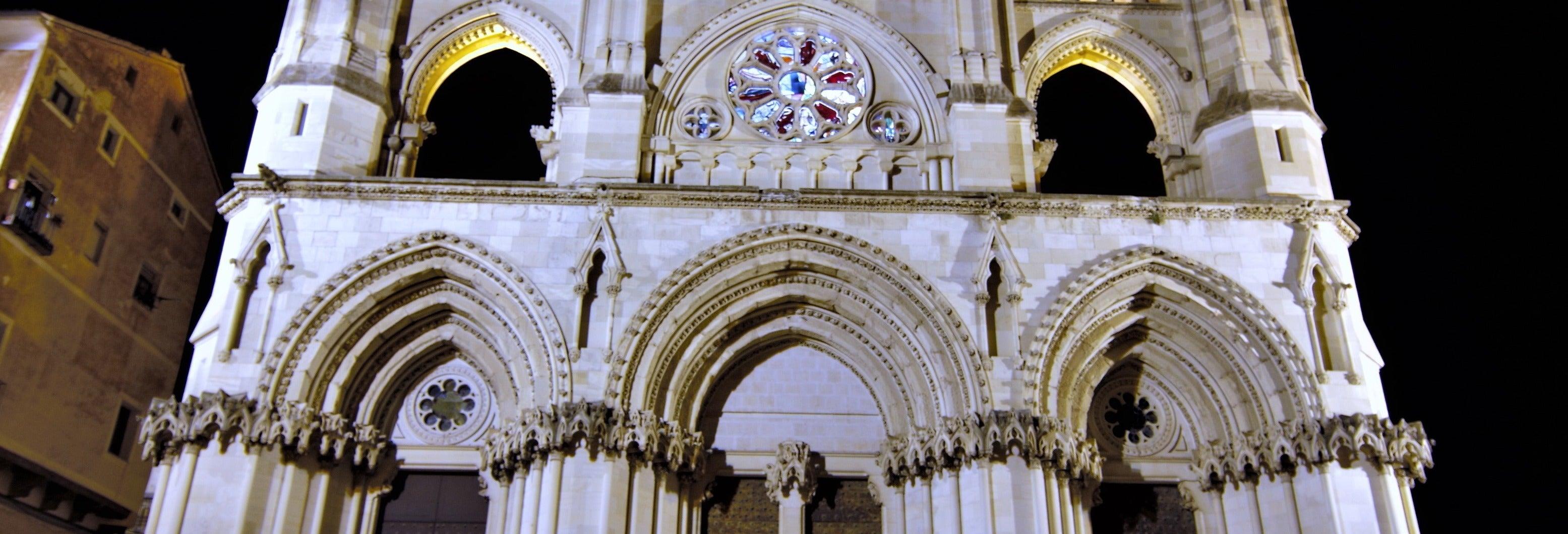 Tour noturno pela Catedral de Cuenca