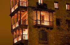 Tour nocturno por Cuenca