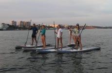 Tour en paddle surf por Dehesa de Campoamor