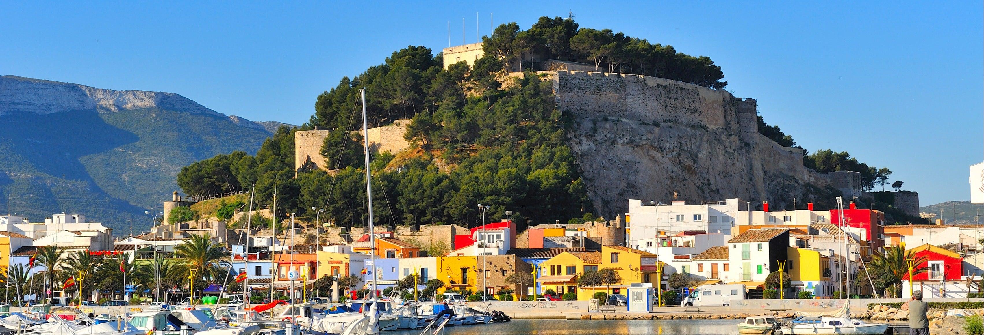 Denia Catamaran Tour