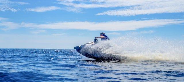 Tour en moto de agua por la costa de Denia