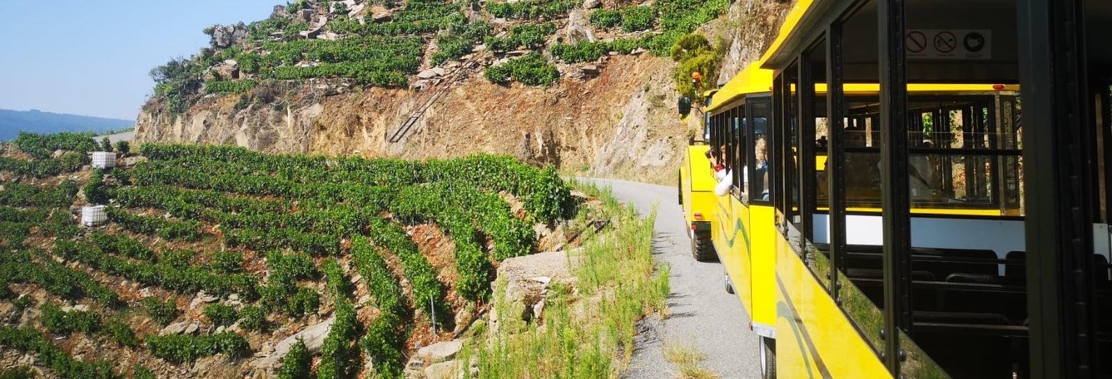 Tren turístico de la Ribeira Sacra