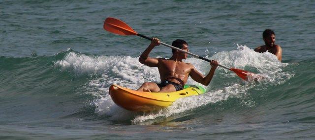 Alquiler de kayak en El Campello