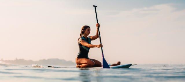 Tour en paddle surf por El Campello