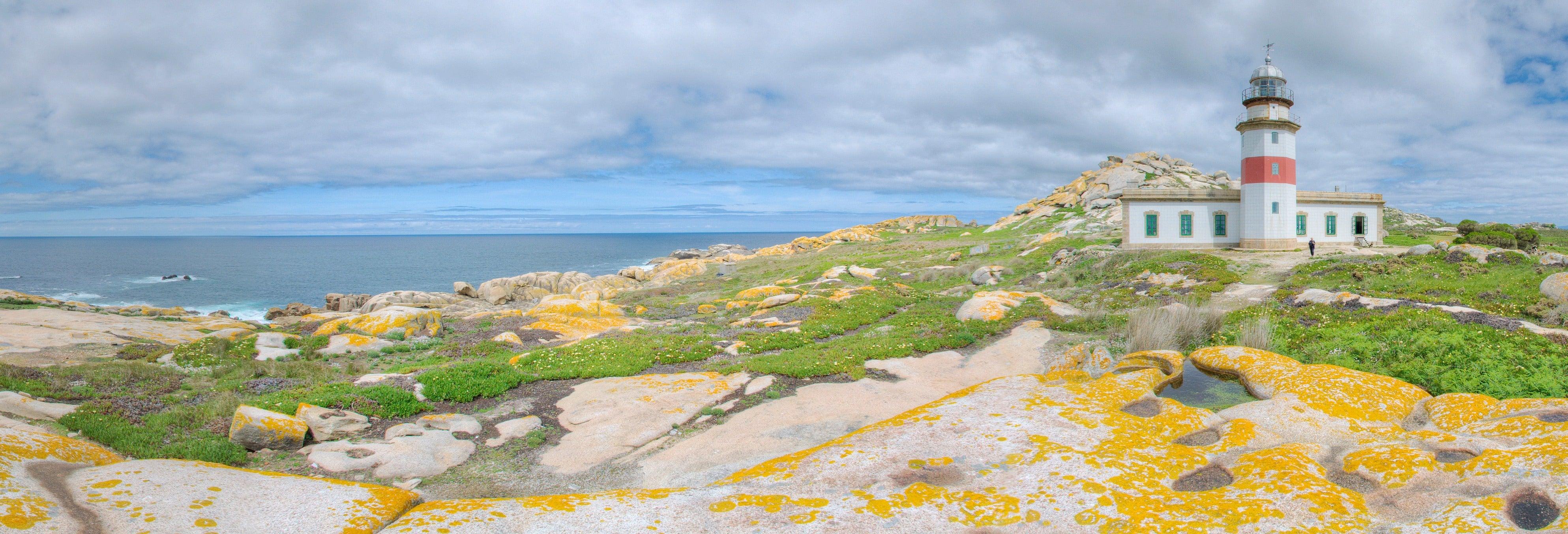 Excursão à ilha de Sálvora