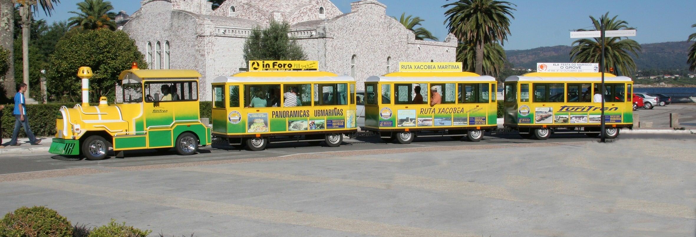 Tren turístico de El Grove