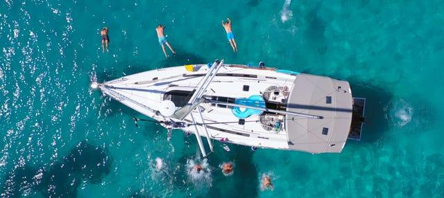 Paseo en barco privado por El puerto