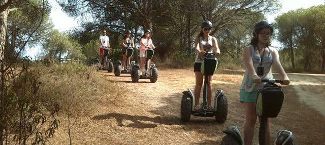 Tour en segway por El Rompido