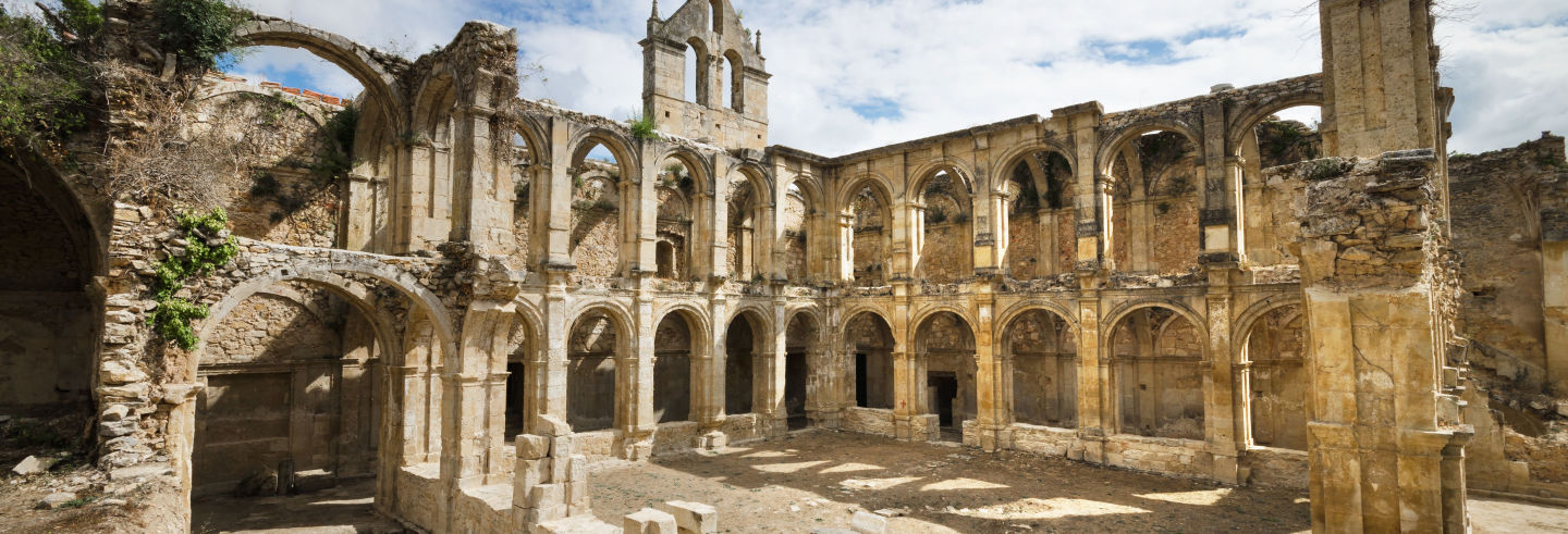 Monasterios de Oña y Rioseco + Iglesia de Santa Olalla de Espinosa