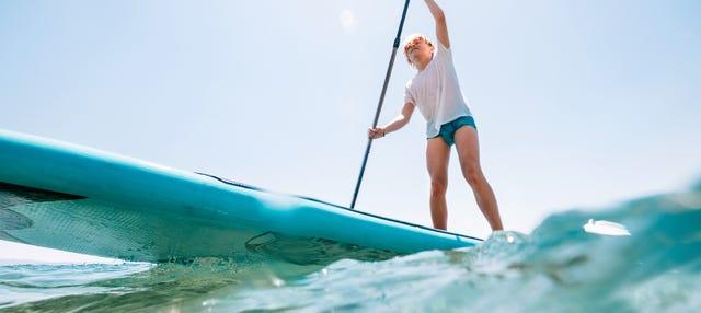 Tour en paddle surf por Estartit