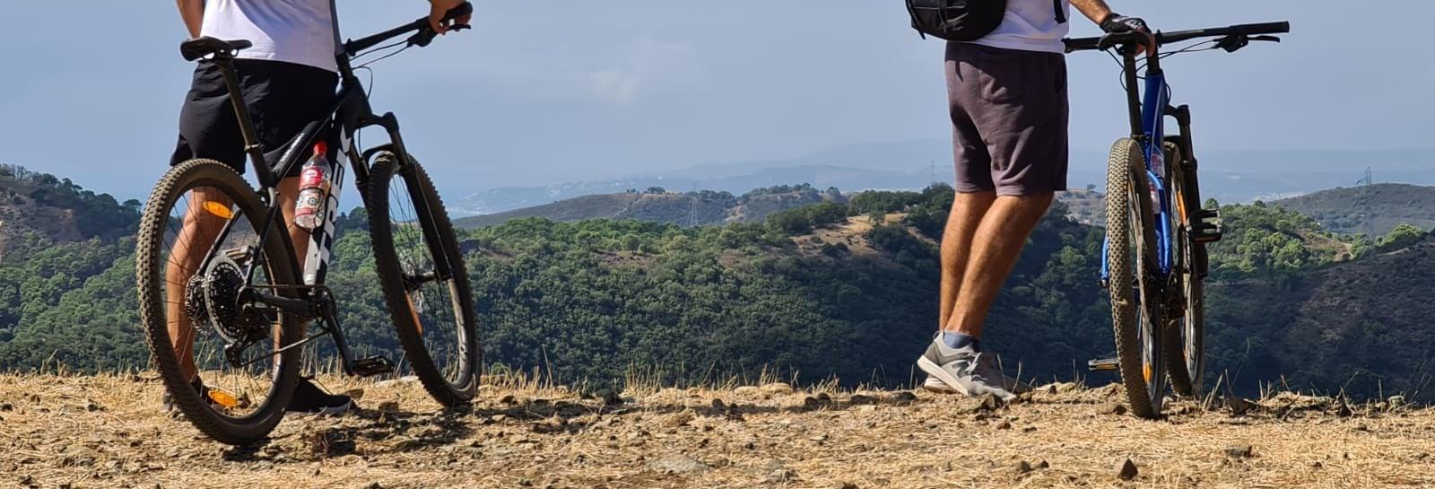 Tour en bicicleta por la Sierra Bermeja