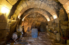 Visita a las bodegas subterráneas de Fermoselle