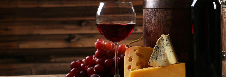 Dégustation de vins et de fromages à Hort Sant Patrici