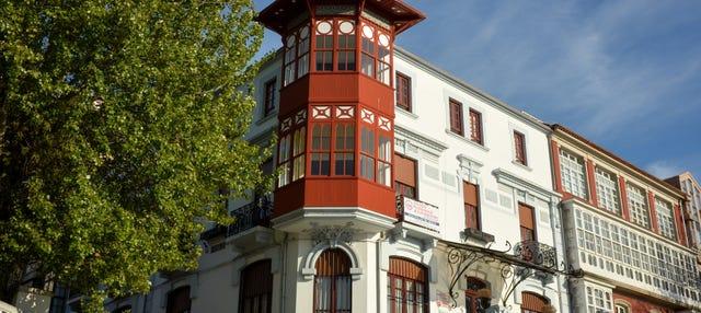 Tour teatralizado del Modernismo por Ferrol