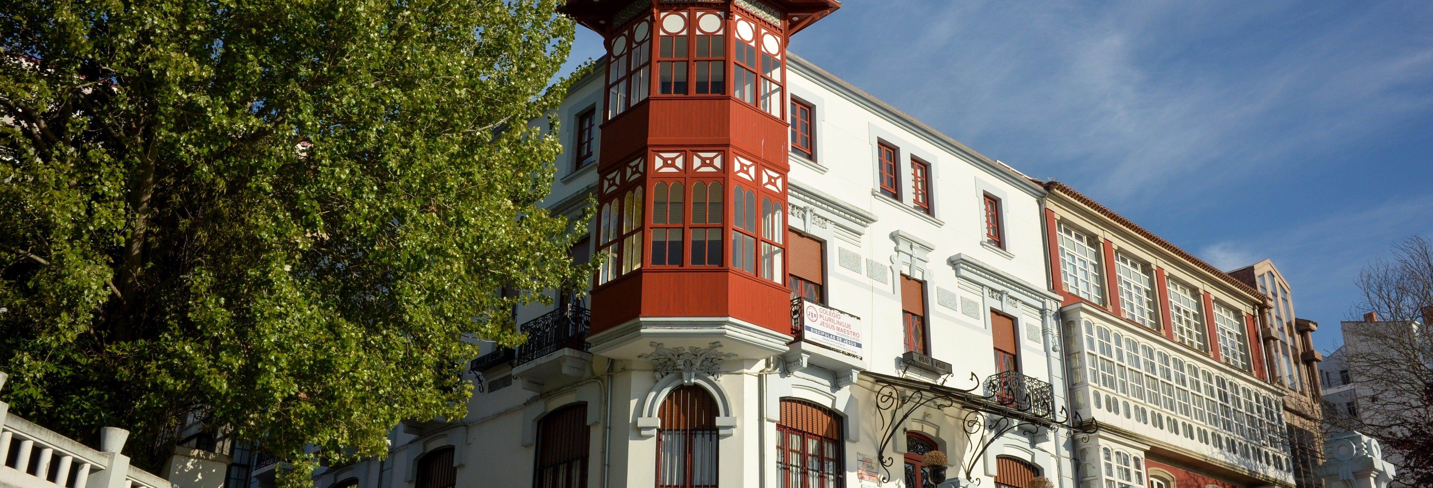 Tour del Modernismo por Ferrol