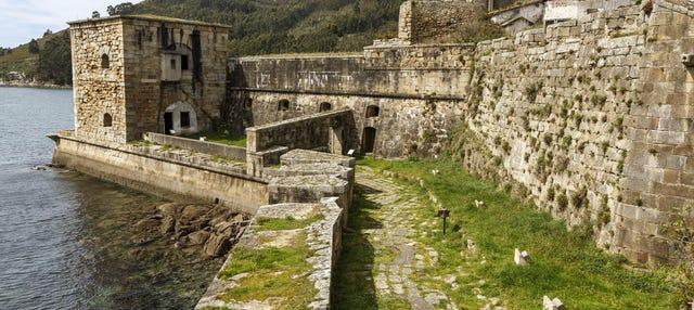 Visita guiada por el castillo de San Felipe