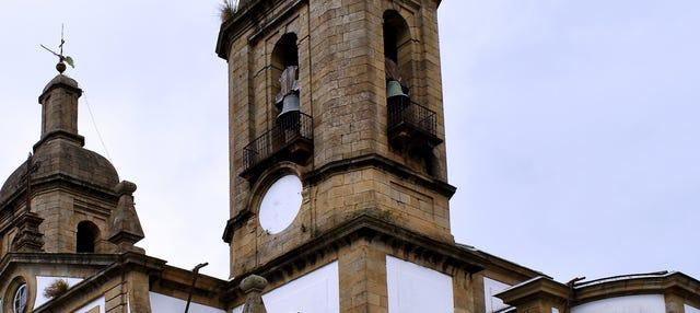 Visita guiada por Ferrol