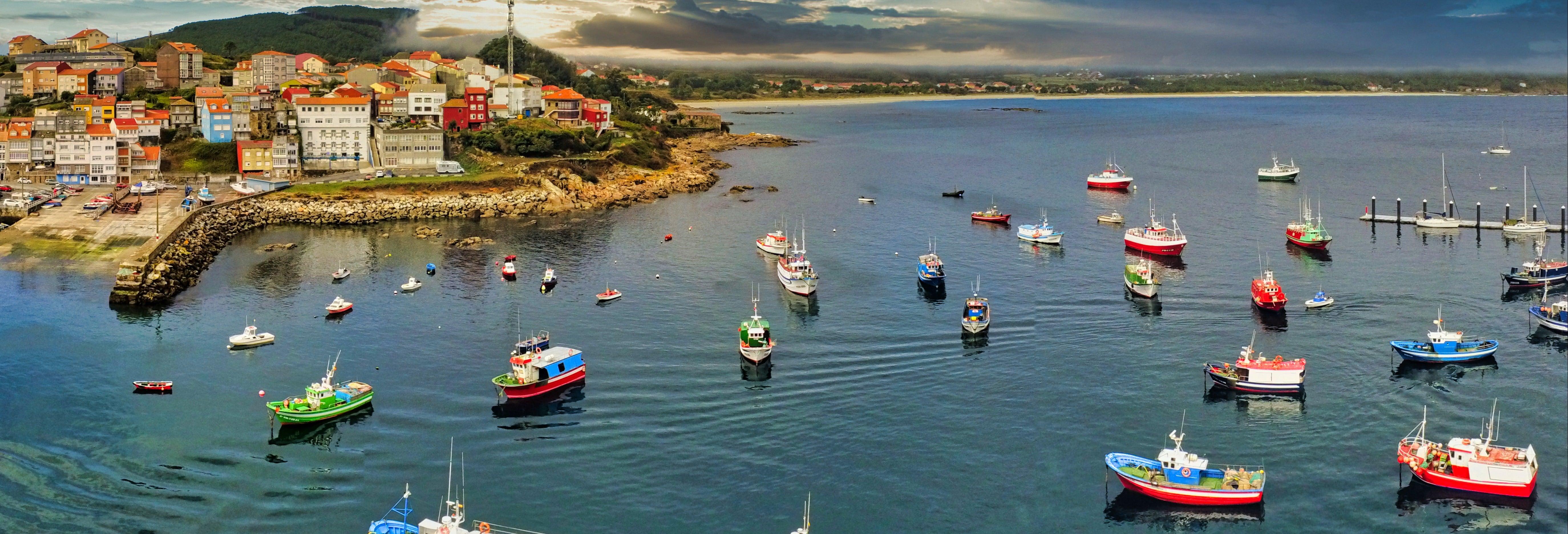 Paseo en barco por Finisterre