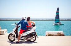 Alquiler de motos en La Savina