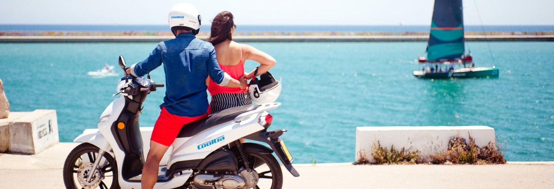Motorcycle Rental in Formentera