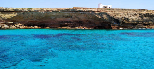 Paseo en barco por las calas de Formentera