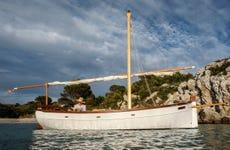 Alquiler de barcos sin licencia en Fornells