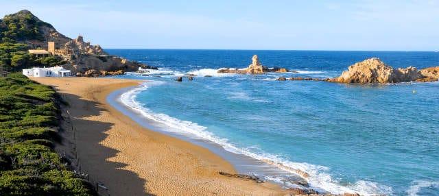 Snorkel en la Reserva Marina del Norte de Menorca desde Fornells