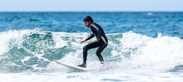 Curso de surf en Foz