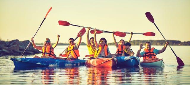 Alquiler de kayak en las Hoces del Duratón