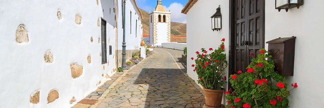 Ciudades y pueblos de Fuerteventura