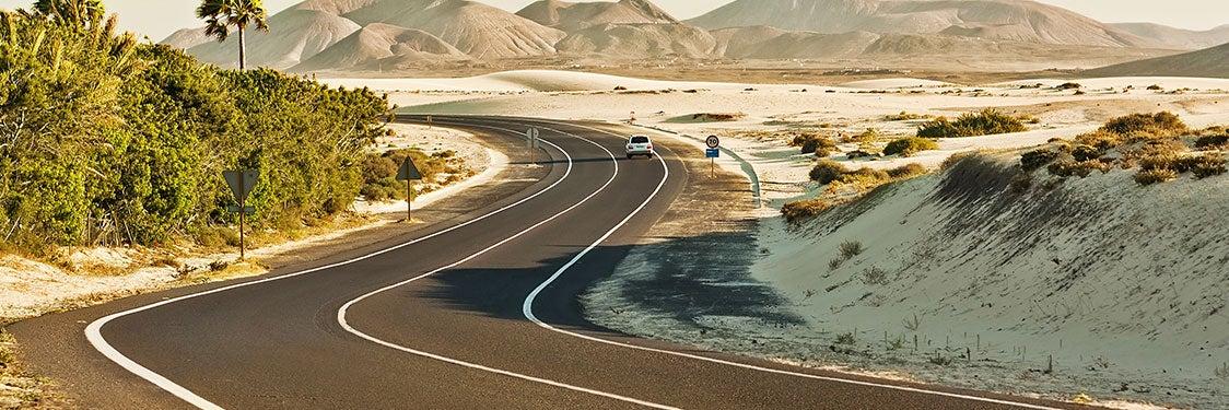 Transporte en Fuerteventura
