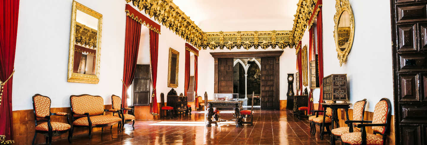 Gandia Ducal Palace Ticket