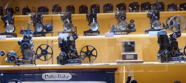 Billet pour le Musée du Cinéma