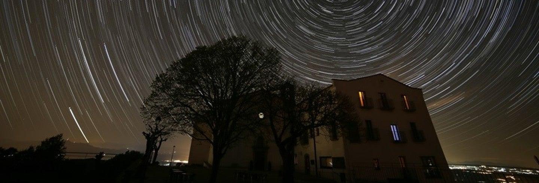 Observación de estrellas en Gerona