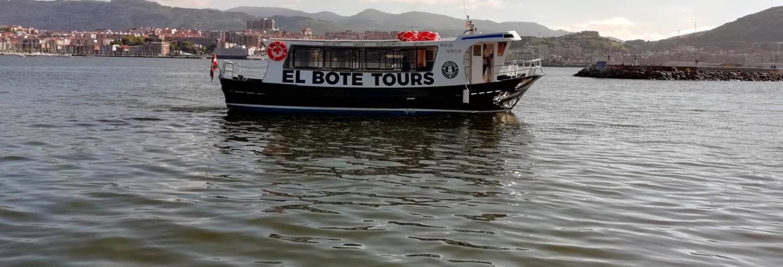 Crociera sulla Ría de Bilbao e sulla Baia del Abra