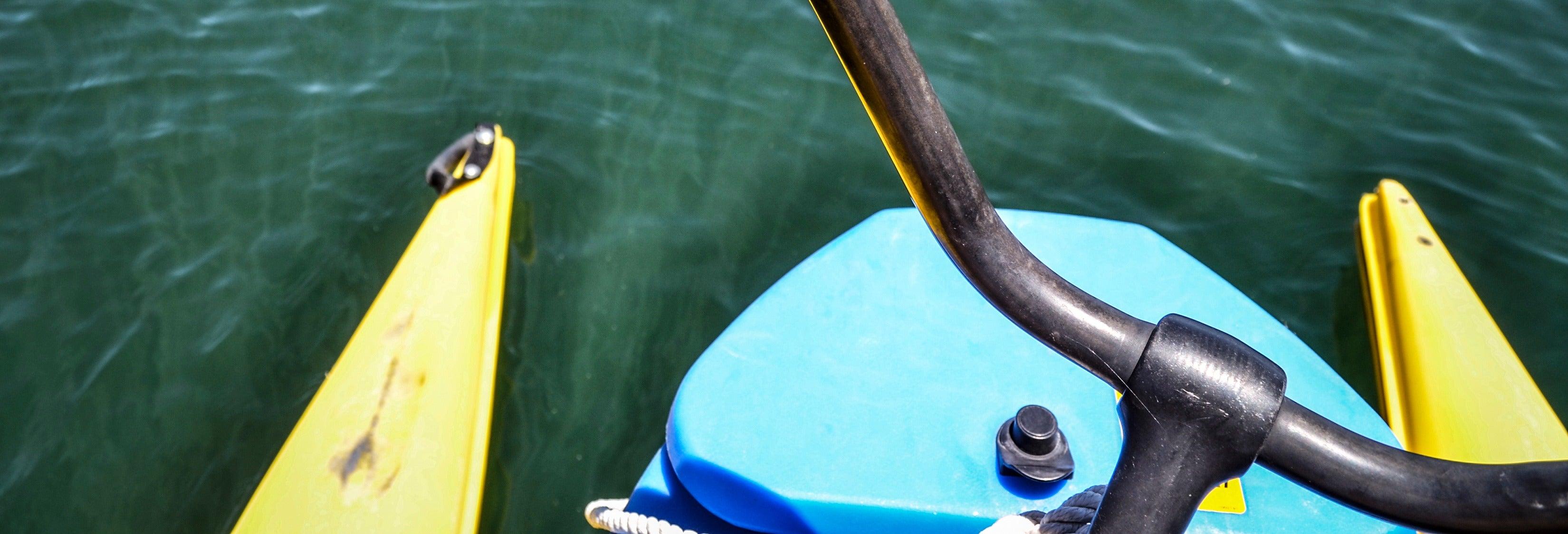 Tour en bicicleta acuática por el Flysch de Getxo