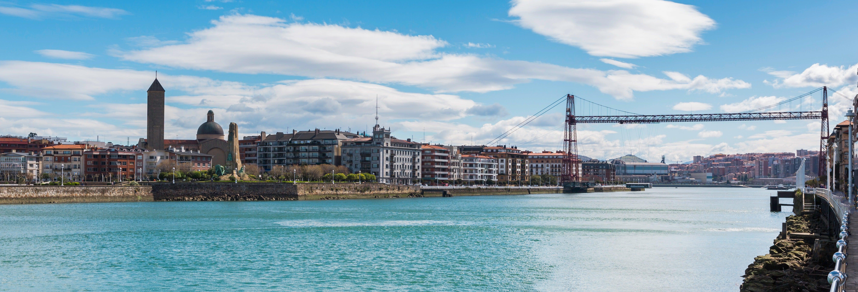 Tour en bicicleta acuática por la Ría de Bilbao
