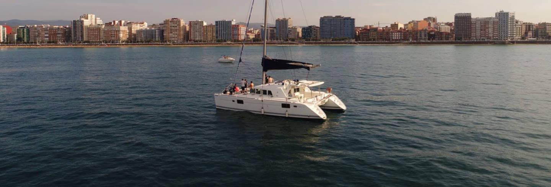 Aluguel de barco com capitão em Gijón