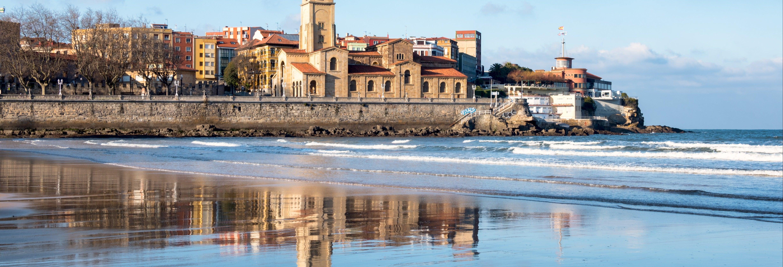 Autobus turistico di Gijón