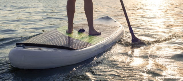 Alquiler de paddle surf en Gijón