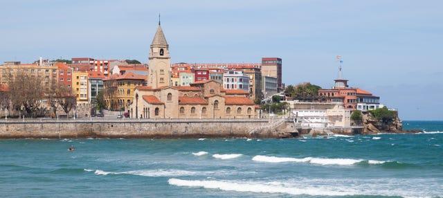 Tour en moto de agua por Gijón