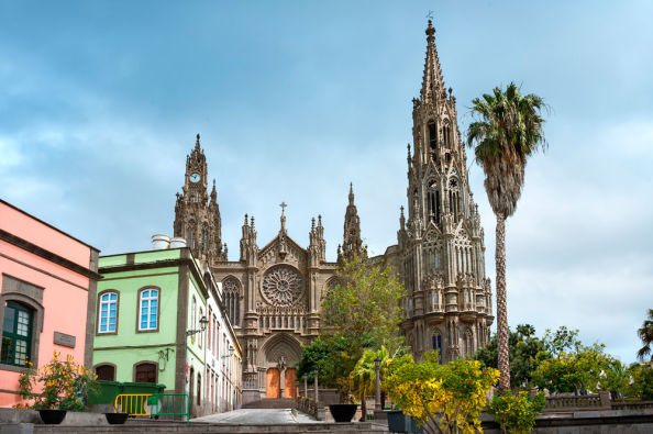 Cathedral of Arucas