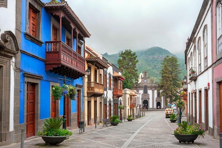 Tour dei mercatini di Teror e San Mateo, Gran Canaria