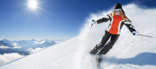 Curso de esquí de 2 días en Sierra Nevada