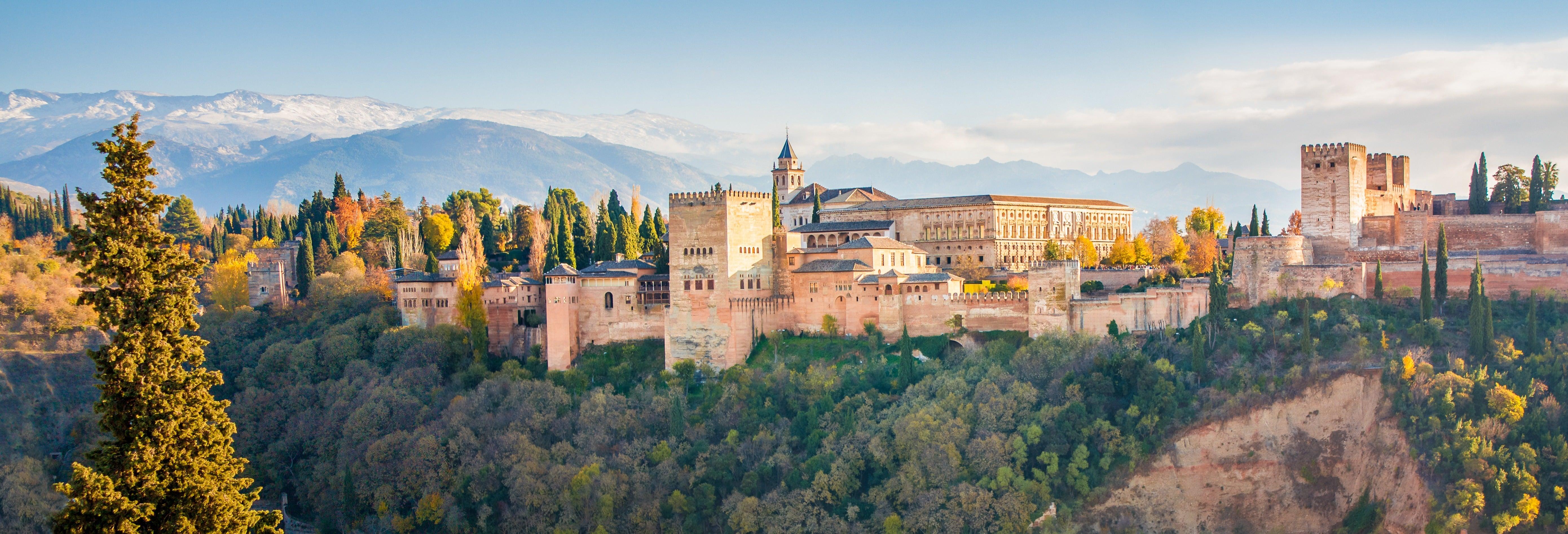 Alhambra & Generalife Ticket