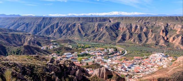 Excursión a Guadix y Gorafe