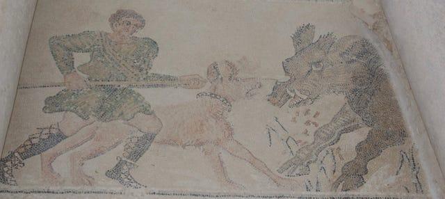 Excursión a la villa romana de Salar